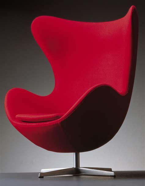 Egg Chair by Fritz Hansen Fauteuil Egg Arne Jacobsen