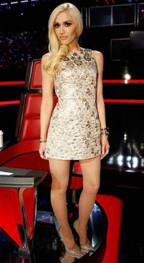 Gwenn Dres dress pumps gwen stefani mini dress sparkly dress