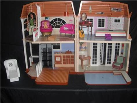 malibu doll house hannah montana malibu beach doll house ebay