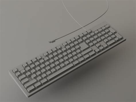 computer keyboard tutorial software computer keyboard 3d model sharecg