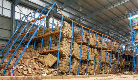 warehouse layout issues five common pallet rack safety issues and how to prevent
