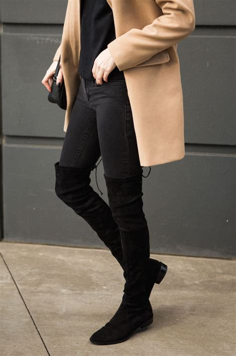 black knee high boots outfits www imgkid com the image