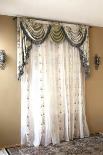 Curtains And Valances Appalachian Swag Valance Curtains