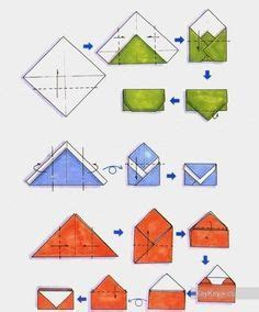 How To Make Envelopes With A4 Paper - 1000 ideas about make an envelope on