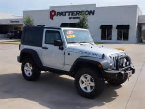 Jeep Wrangler Rubicon Used Jeep Wrangler Rubicon 2007 With Pictures Mitula Cars
