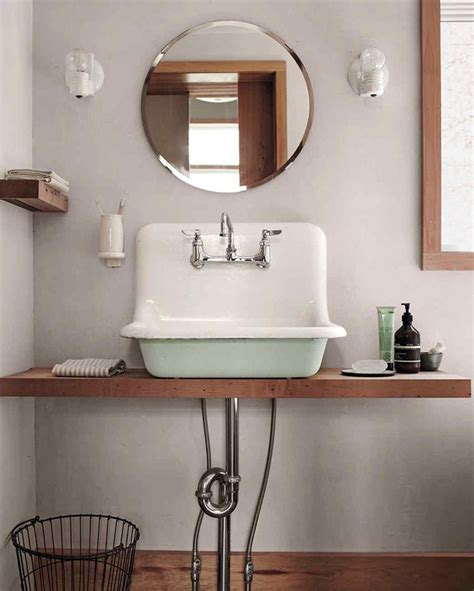 small farm sink for bathroom 25 best ideas about farmhouse bathroom sink on pinterest
