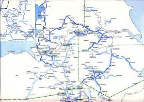 waterways map waterways system map