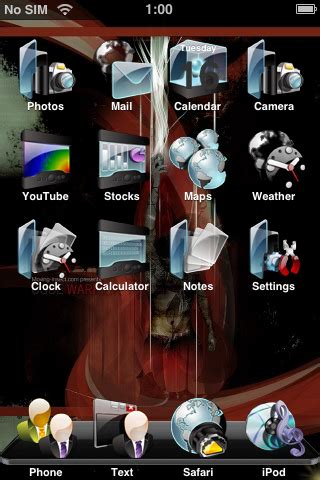 Free Iphone 5 Themes Ipod Touch Themes Download   free iphone 5 themes ipod touch themes download auto