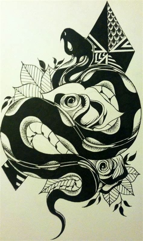 tattoo flash of snakes snake on a page tattoo flash art black and white artwork