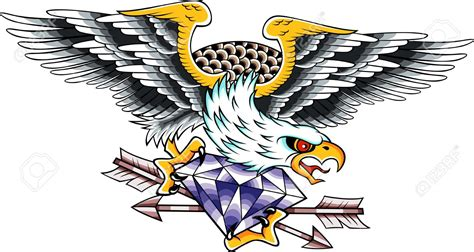 flying eagle tattoo designs 10 eagle designs and ideas