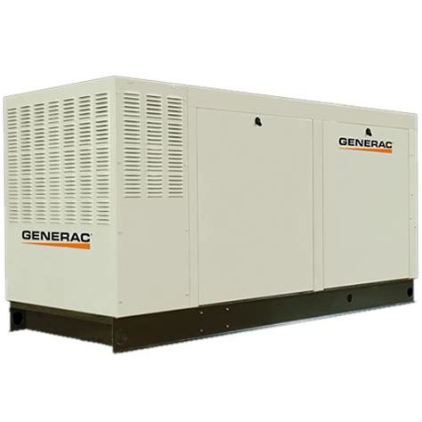 generac commercial series 150kw standby generator 277