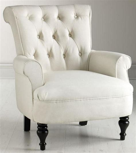 White Armchairs For Sale Design Ideas 10 Soft White Bedroom Armchair Designs Rilane