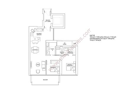 marine one floor plan floor plan marina one residences marine one singapore by m s pte ltd