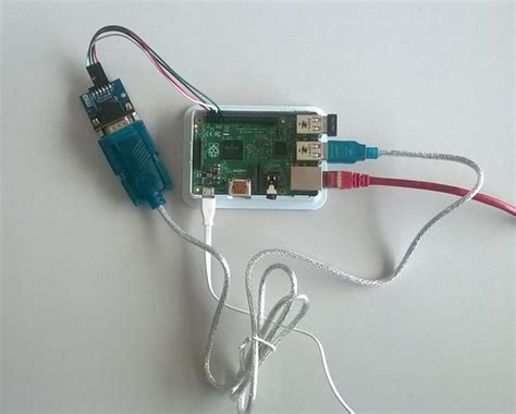 what is serial port read and write from serial port with raspberry pi all