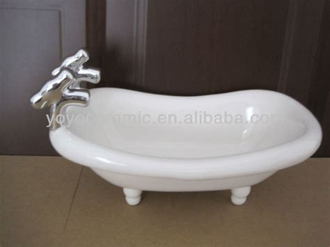 Soap Dish Shaped Like Bathtub by Mini Bathtub Shaped Porcelain Soap Dish View Mini Bathtub