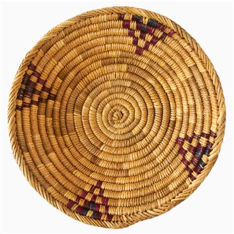Putting It Together Moroccan by Nature Moroccan Palm Bread Basket Shop