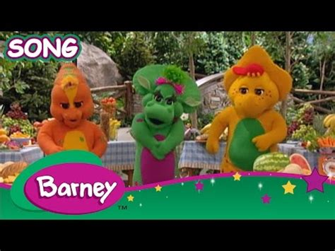 barney colors all around barney colors all around