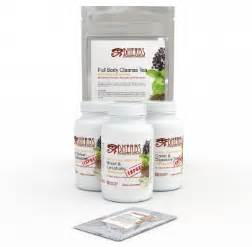 Dherbs Detox Formula by 10 Day Cleanse Express 10 Day Cleanse