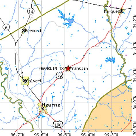 franklin texas map franklin texas tx population data races housing economy