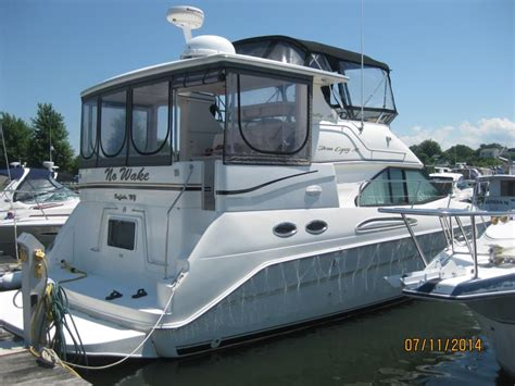 sea ray boats for sale in pennsylvania sea ray 380 aft cabin boats for sale in erie pennsylvania