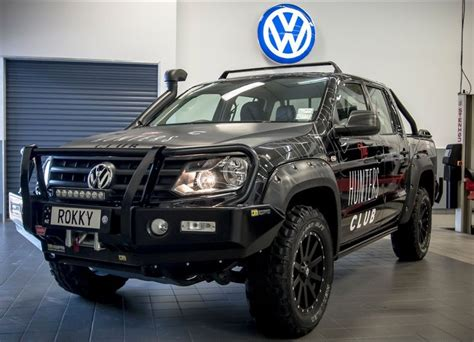volkswagen amarok lifted rokky the hunter s club s amarok we love volkswagen