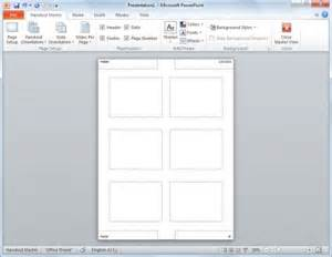 handout templates how to create powerpoint slides handouts powerpoint