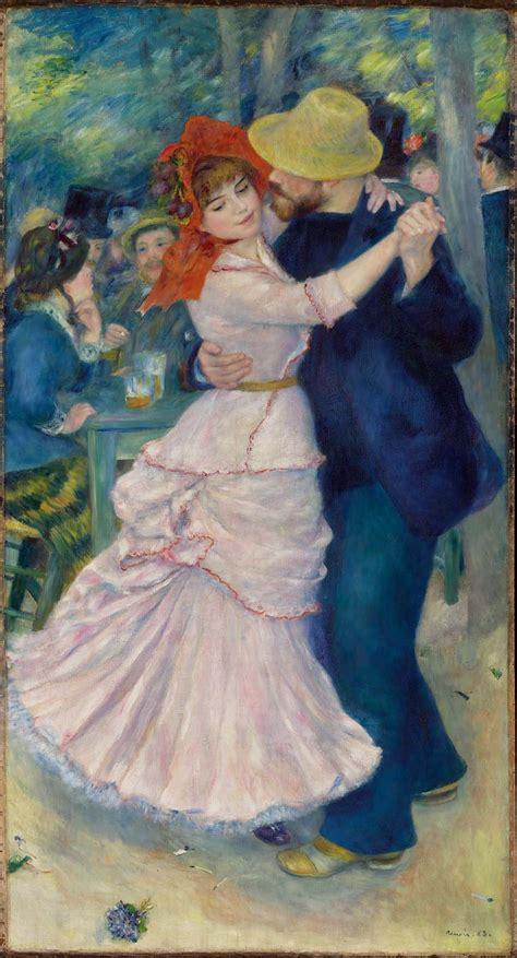 dance  bougival museum  fine arts boston