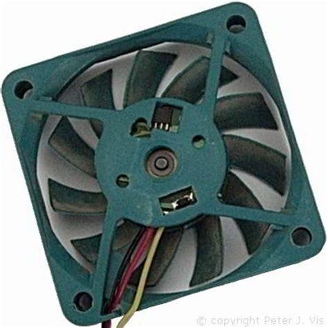 high output computer fan cpu cooling fan tachometer standard