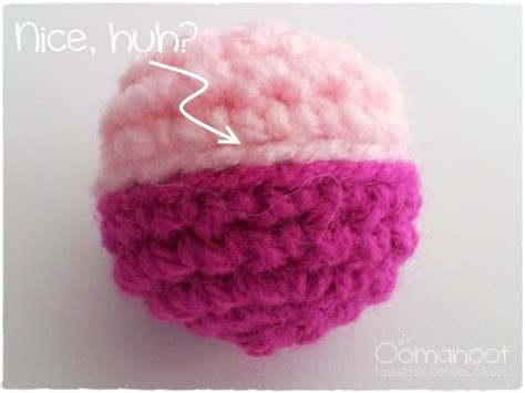 crochet color change the crochet color change oomanoot