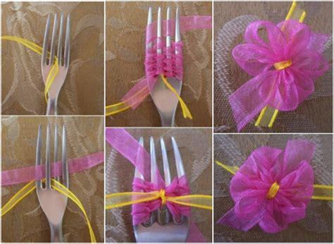 diy ribbon projects diy ribbon flowers fashionornaments