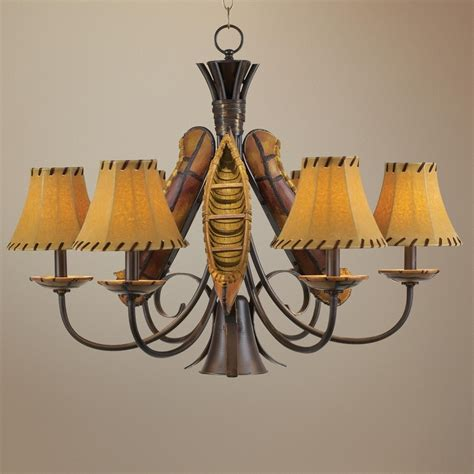 Canoe Chandelier Grand River Candelabra Downlight Canoe Chandelier For The Home Products