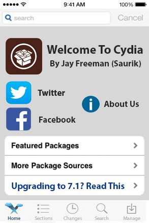how to get the flat ui ios 7 instagram app on android cydia for ios 7 concept too has a flat ui
