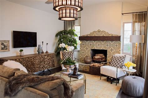 spanish style living rooms american dream builders episode 3 before after
