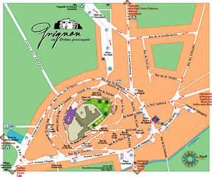 Architectural Site Plan Bienvenue 224 Grignan En Dr 244 Me Proven 231 Ale Ville De Grignan