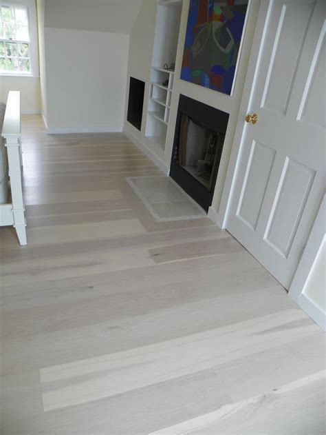 whitewashed hardwood floors white wash hickory hickory flooring pine