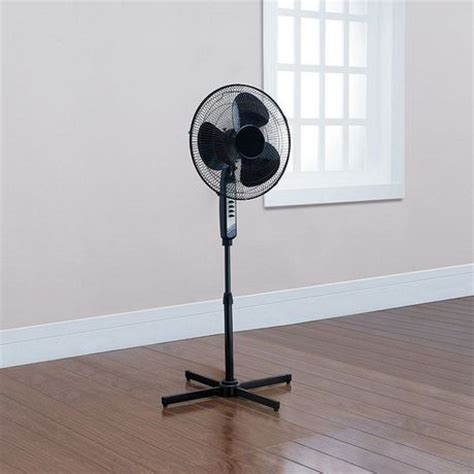 mainstays 16 inch pedestal mainstays 16 quot stand fan walmart ca