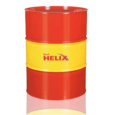 Shell Helix Hx5 15w 40 4 Liter shell helix hx5 15w40 209 liter de olie concurrent