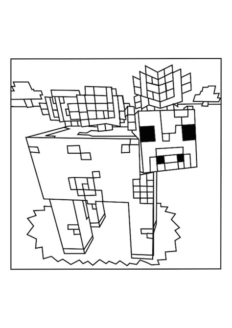 printing in coloring book mode minecraft story mode coloring pages coloring home