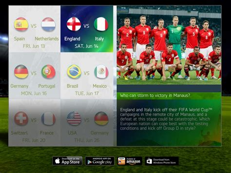 ea for android play the 2014 fifa world cup on fifa 14 mobile