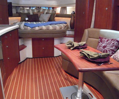 West Coast Marine Interiors by 187 Flooring Solutions Interior