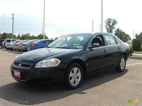 2008 impala black 2008 black chevrolet impala lt 16959468 gtcarlot