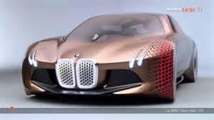 bmw vision next 100 2016 d 233 cryptage de la voiture du
