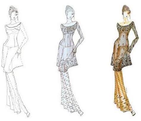 fitinline pewarnaan desain fesyen sesuai bahan kain bagian i