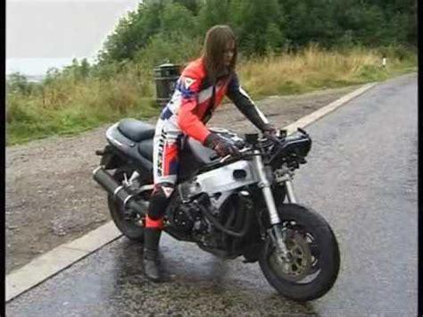 motorcycle hits deer 85 mph helmet cam motorcycle accident motorsiklet kazaları youtube