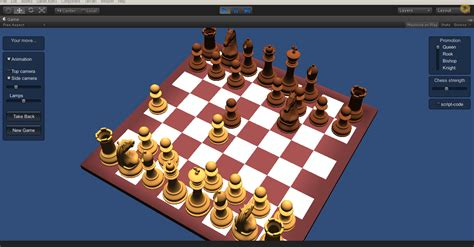 membuat game menggunakan unity membuat game catur menggunakan unity 3d free source code