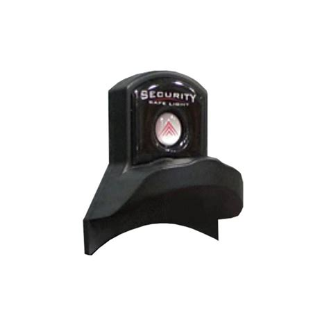 vingcard lock red light nightwatcher security 220 degree outdoor black motorized