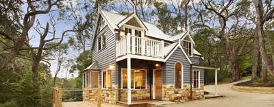 Small Kit Homes Washington Storybook Designer Homes Australian Kit Homes