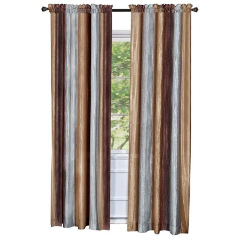 50 x 63 curtain panels achim semi opaque ombre polyester 50 in w x 63 in l