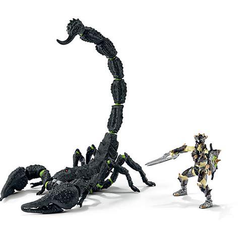 Schleich Warrior With Griffin Eldrador schleich 70124 eldrador skorpionreiter schleich mytoys