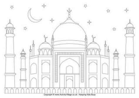 islamic new year coloring pages eid colouring pages